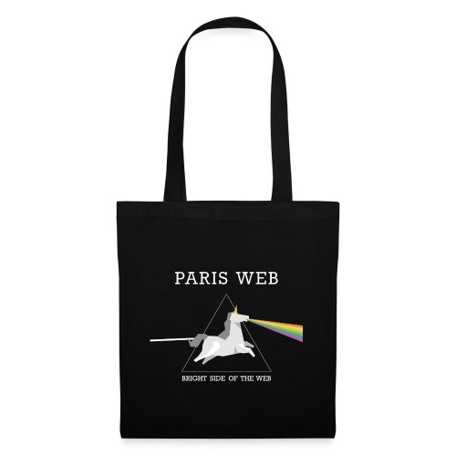 Bright side of the web - Tote Bag