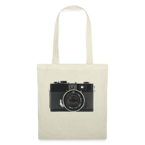 Vintage Camera Auto S3 - Borsa di stoffa