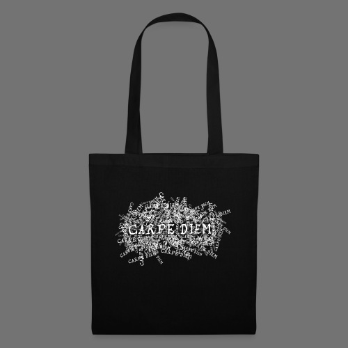 carpe diem (white) - Tote Bag