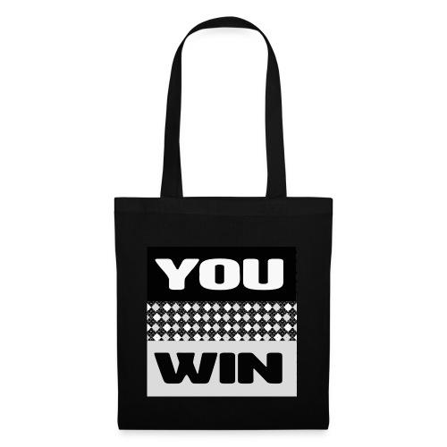 you win 7 - Tote Bag