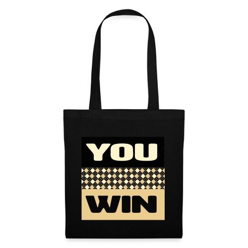 you win 1 - Tote Bag