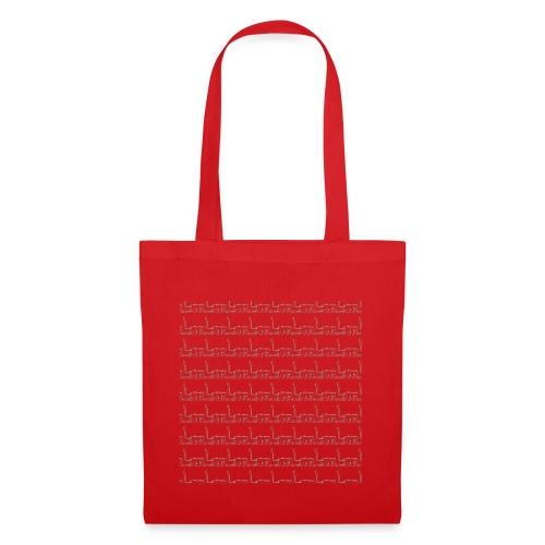 helsinki railway station pattern trasparent - Tote Bag