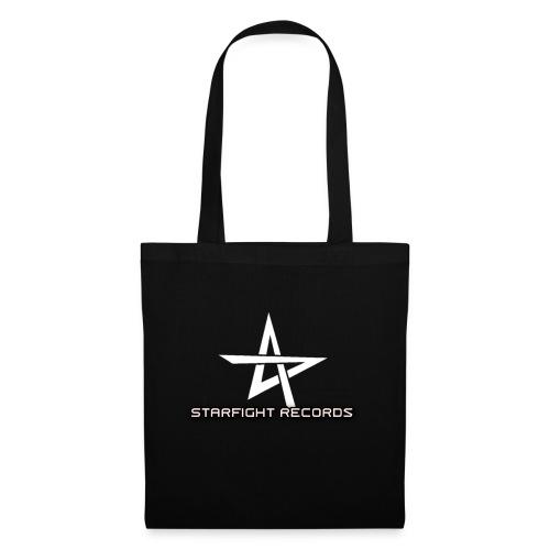 Starfight Records Retro Design - Stoffbeutel