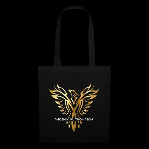 Golden Phoenix Design - Tote Bag