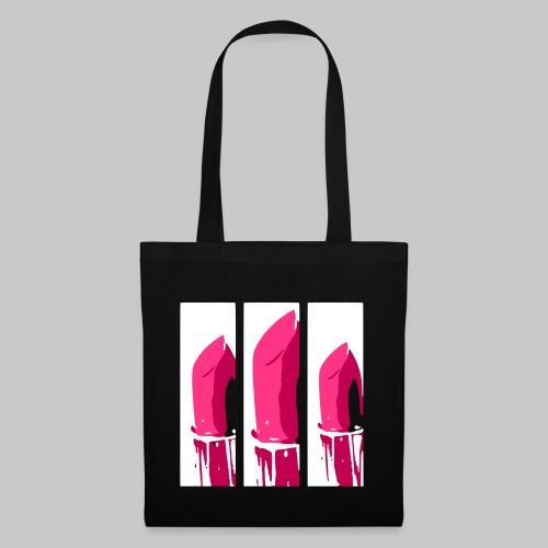 fashion Lippenstift 2reborn - Stoffbeutel