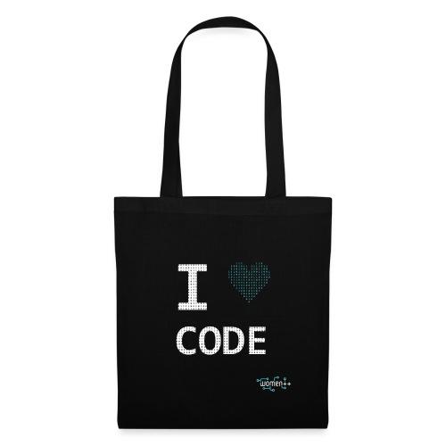 I <3 code - Tote Bag