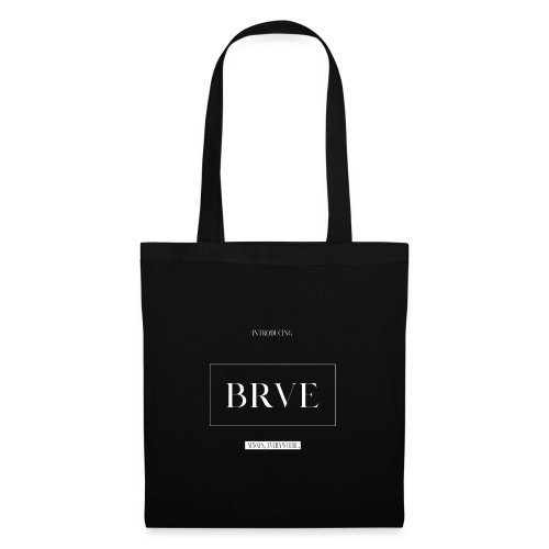 BRVE Introduced Black - Tas van stof