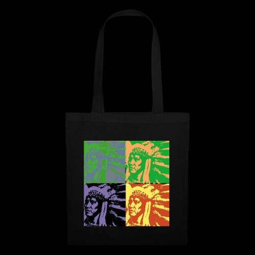 POP ART AMERINDIEN - Tote Bag