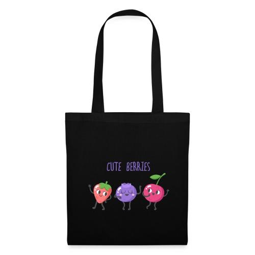 Cute Berries - Stoffbeutel