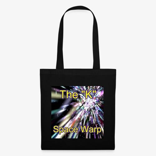 The K - Space Warp - Tote Bag