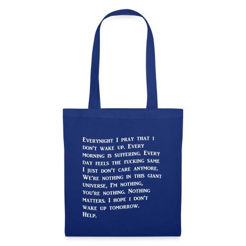 Help me - Tote Bag