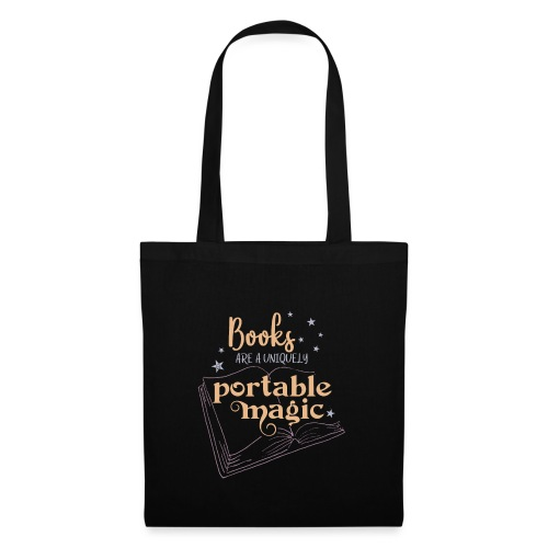 0029 books | Book | Reading | Reader | magic - Tote Bag