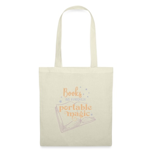 0029 books | Book | Reading | Reader | magic - Tote Bag