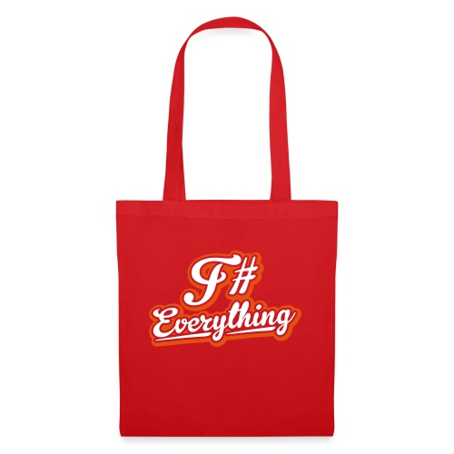 F# Everything - Tote Bag