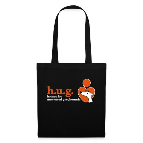 HUG logo branded gear - Tote Bag