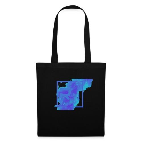 Rouge Nation Logo Smoke Liquid Ink - Tote Bag