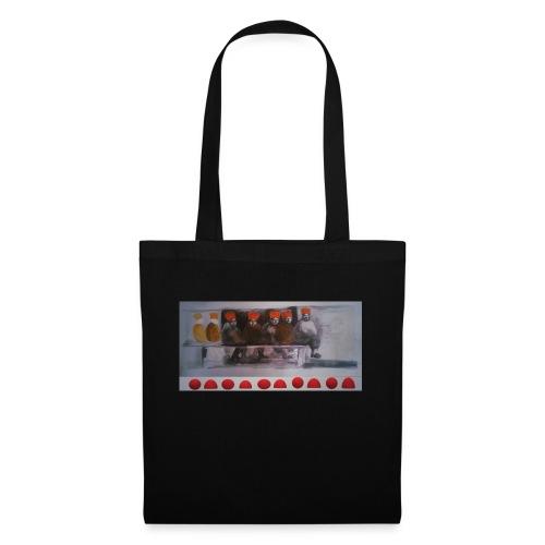 winter peple - Tote Bag