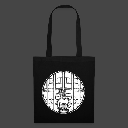 SUPPORT FREETEKNO - MAR - Tote Bag