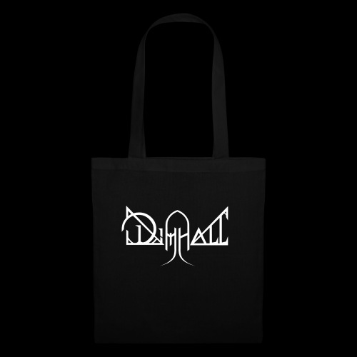 Dimhall White - Tote Bag