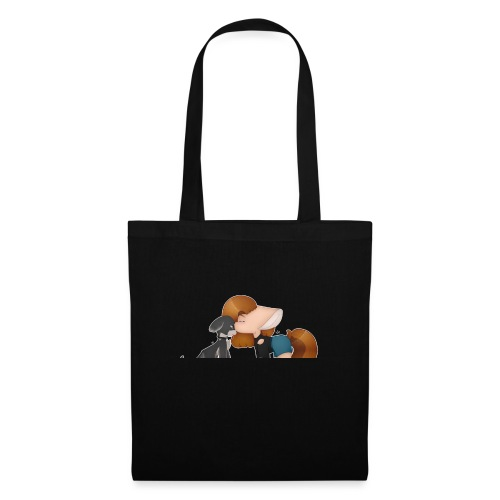 Fursona and Teddy - Tote Bag