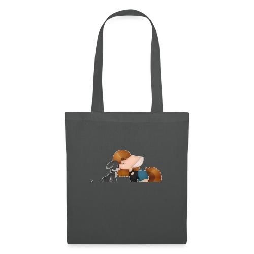 Fursona and Teddy - Tote Bag
