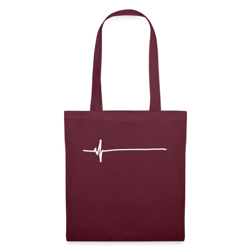 Flatline - Tote Bag