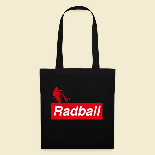 Radball | Red - Stoffbeutel