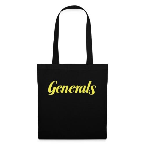 Generals - Stoffbeutel