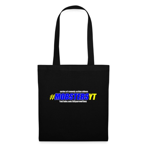 Official MOBSTERS logo titles - Tote Bag