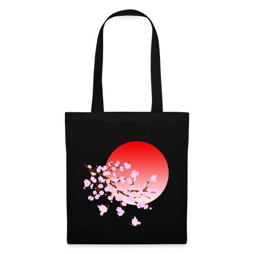 Cherry Blossom Festval Full Moon 3 - Stoffbeutel