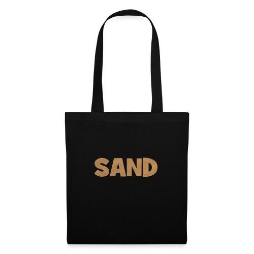 Sand Strand T-Shirt - Stoffbeutel