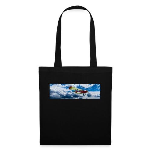 aircraft flying - Tote Bag