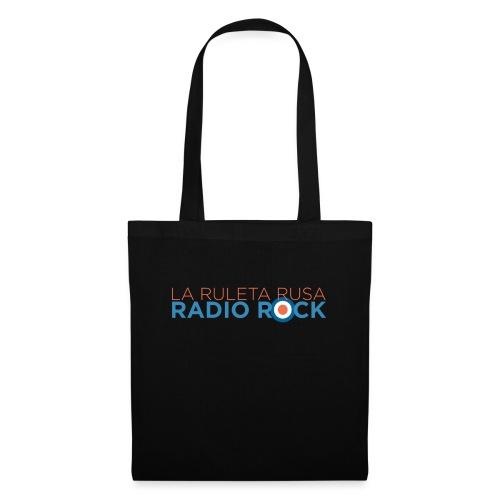 La Ruleta Rusa Radio Rock. Landscape Primary. - Bolsa de tela