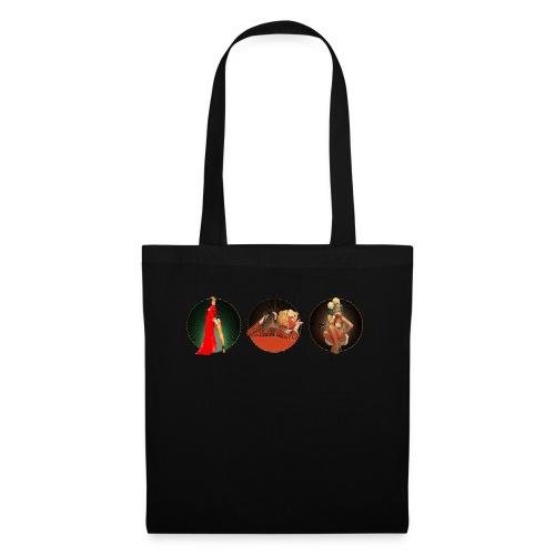 Pinup your Life - Xarah as Pinup 3 in 1 - Tote Bag