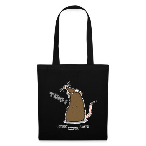Ratte png - Stoffbeutel