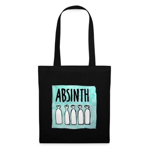 absinth 02 - Stoffbeutel