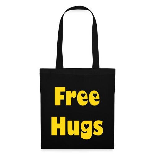 Free Hugs - Stoffbeutel