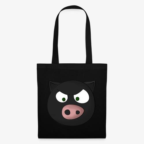 BLACKPIG - Bolsa de tela