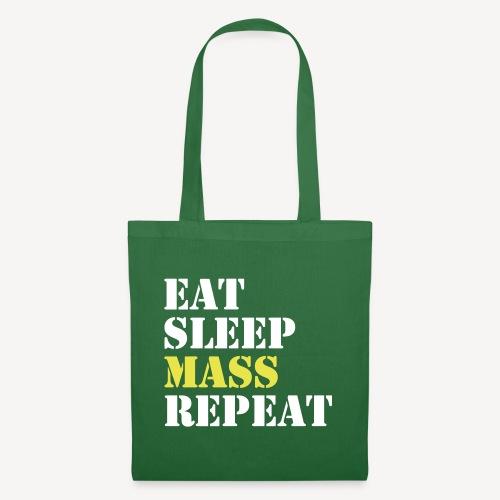 EAT SLEEP MASS REPEAT - Tote Bag