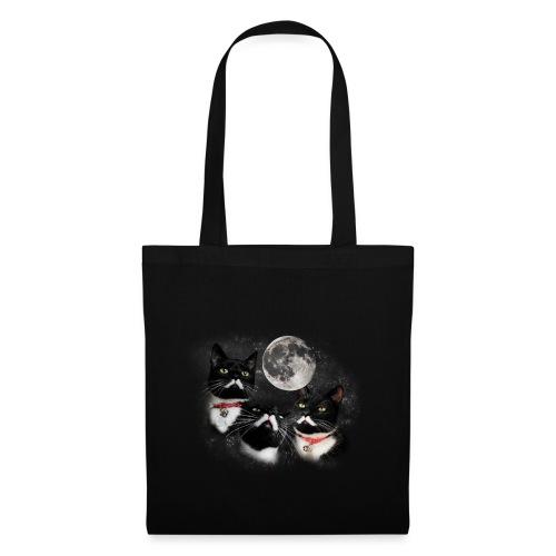 threestalinsandamoon png - Tote Bag