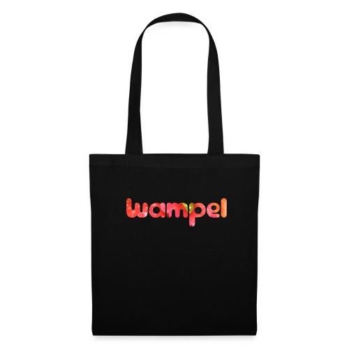 Wampel logo - Stoffbeutel