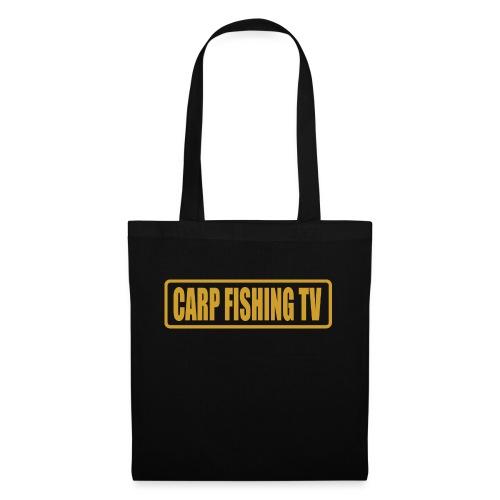 carpfishing-tv - Borsa di stoffa