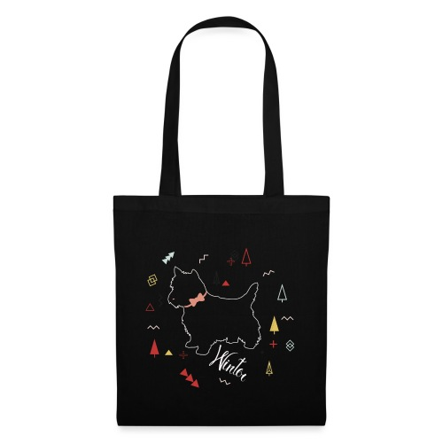 WINTER DOG COLLECTION - Tote Bag