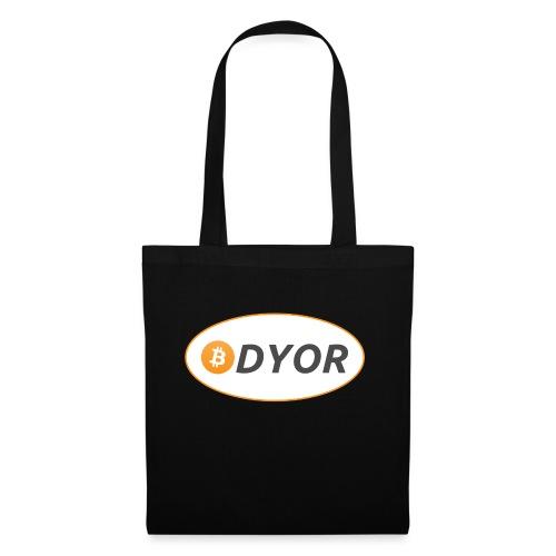 DYOR - option 2 - Tote Bag