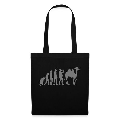 evolution_chameau2 - Tote Bag