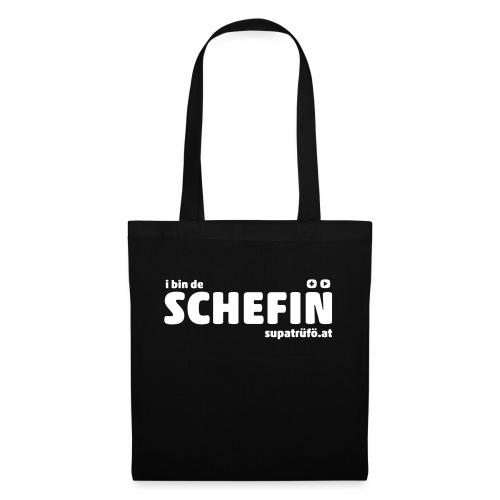 supatrüfö SCHEFIN - Stoffbeutel