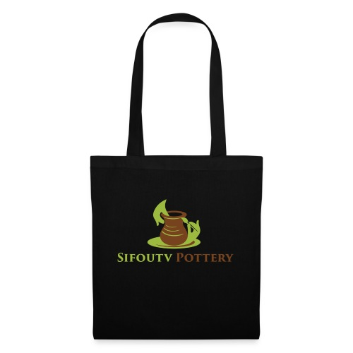 Sifoutv Pottery - Tote Bag