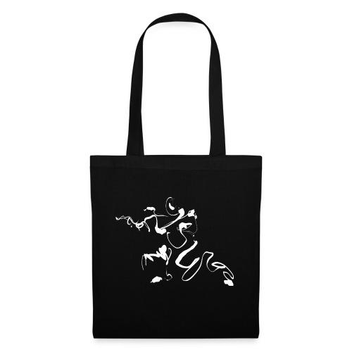 Kungfu - Deepstance Kung-fu figure - Tote Bag