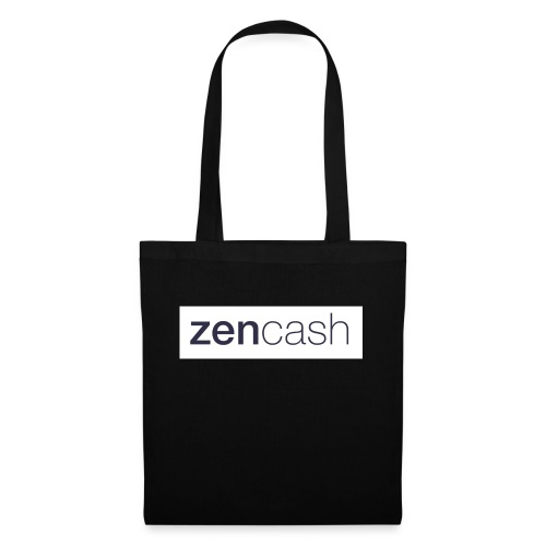 ZenCash CMYK_Horiz - Full - Tote Bag