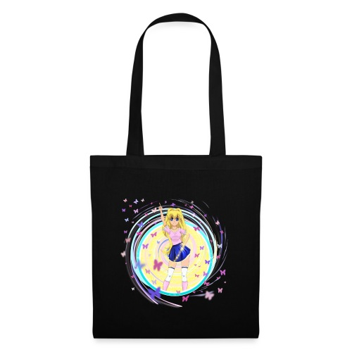 Mindy Butterfly - Tote Bag